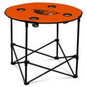 Oregon State Beavers Portable Round Table