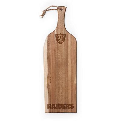 Oakland Raiders 24-Inch Artisan Serving Plank