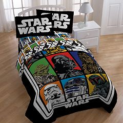 Star Wars Classic Microfiber Twin/Full Comforter