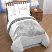 Star Wars Classic Falcon Twin/Full Comforter Set