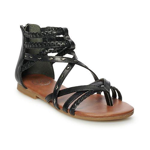 SO® Scarlet Women's Gladiator Sandals