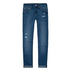 Girls 7-16 Levi's® Girlfriend Fit Jeans