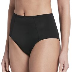Women's Nike Solid High-Waisted Bikini Bottoms
