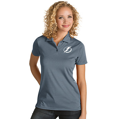 Antigua Women's Tampa Bay Lightning Quest Polo