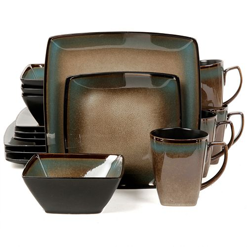 Food Network™ Wisteria 16-pc. Dinnerware Set