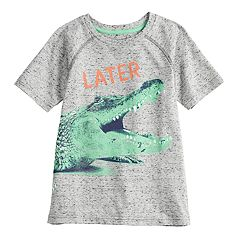 Boys 4-12 SONOMA Goods for Life™ 'Later' Gator Raglan Graphic Tee