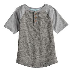Boys 4-12 SONOMA Goods for Life™ Raglan Henley Top