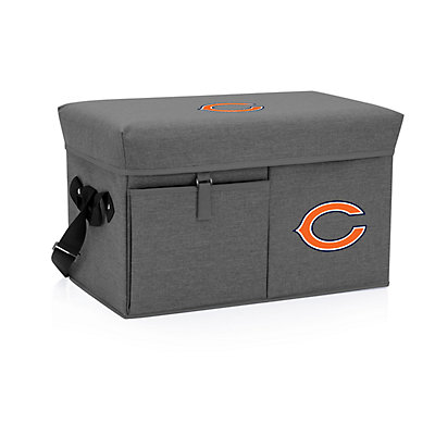 Chicago Bears Ottoman Cooler & Seat