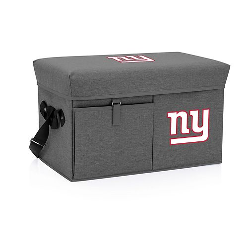 New York Giants Ottoman Cooler & Seat