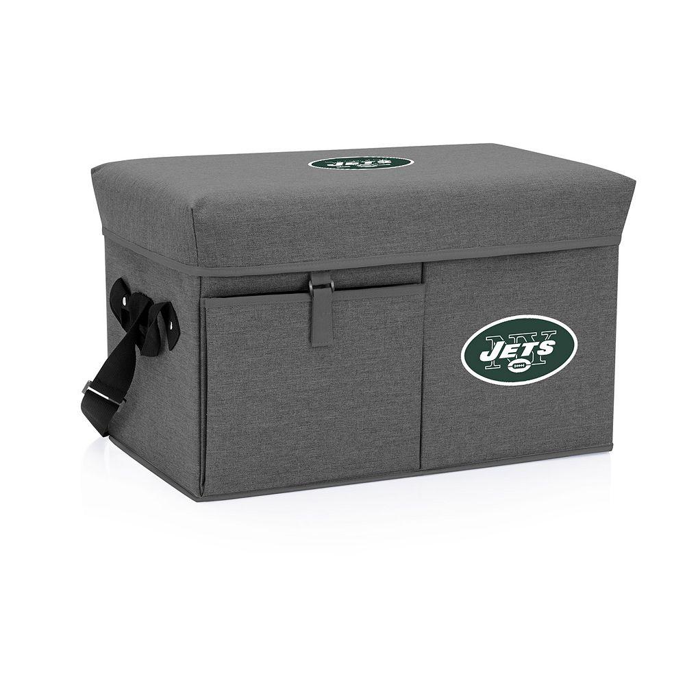 New York Jets Ottoman Cooler & Seat
