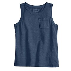 Boys 4-12 SONOMA Goods for Life™ Pocket Tank Top