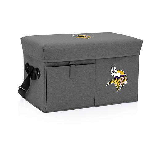 Minnesota Vikings Ottoman Cooler & Seat