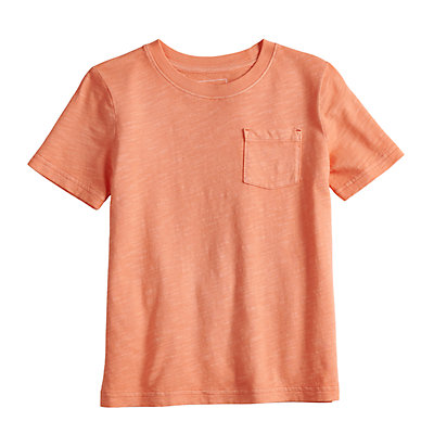 Boys 4-12 SONOMA Goods for Life? Washed Pocket Tee