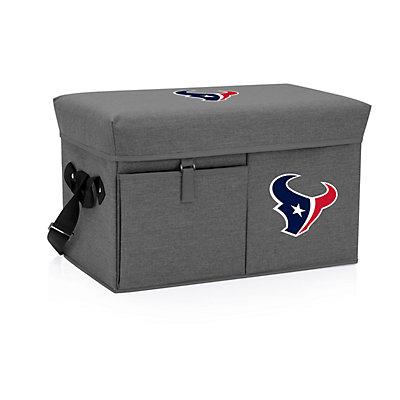 Houston Texans Ottoman Cooler & Seat