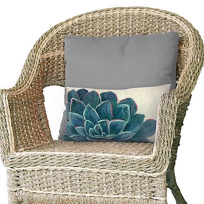 Liora Manne Visions III Succulent Indoor/Outdoor Pillow