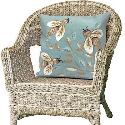 Liora Manne Visions III Succulent Indoor Outdoor Throw Pillow