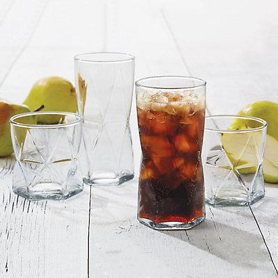 Food Network? Barlett 16-piece Drinkware Set