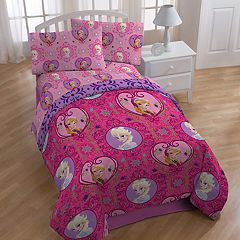 Disney's Princess Friendship Adventures Twin Bedding Set