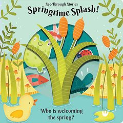 Kohl's Cares Springtime Splash! Board Book