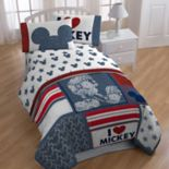 Disney's Mickey Mouse Americana Bedding Set