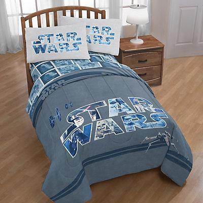 Star Wars Classic Logo Comforter