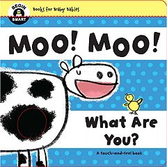 'Kohl's Cares Begin Smart: Moo! Moo! What Are You? Board Book