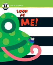 Kohl's Cares Begin Smart: Look at Me! Board Book