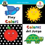 Kohl's Cares Begin Smart: Play Colors Board Book