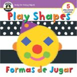 Kohl's Cares Begin Smart: Play Shapes Board Book