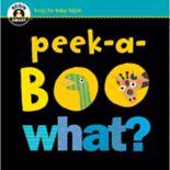 Kohl's Cares Begin Smart: Peek-a-boo What? Board Book