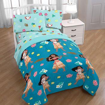 Disney's Moana Flower Power Bedding Set