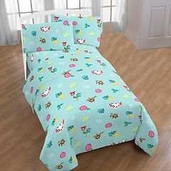 Disney's Moana Flower Power Sheet Set