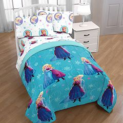 Disney's Frozen Swirl Bedding Set