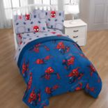Spiderman Spidey Crawl Bedding Set