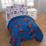 Spiderman Spidey Crawl Comforter