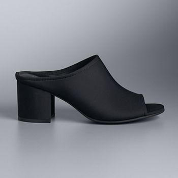 Simply Vera Vera Wang Jona Women's Sandals