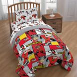 Disney/Pixar Incredibles Family Bedding Set