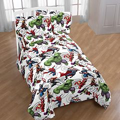Marvel Avengers Sheet Set