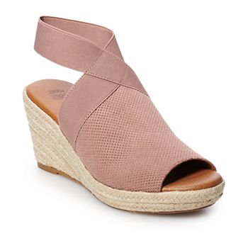 Espadrille Wedge Sandals