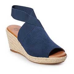 SONOMA Goods for Life™ Espadrille Women's Wedge Sandals
