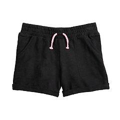Girls 4-12 Jumping Beans® Slubbed Bermuda Shorts