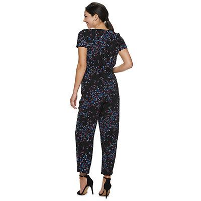Women's Apt. 9® Zip-Front Ankle Jumpsuit