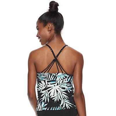 Women's Apt. 9® Strappy Back Tankini Top