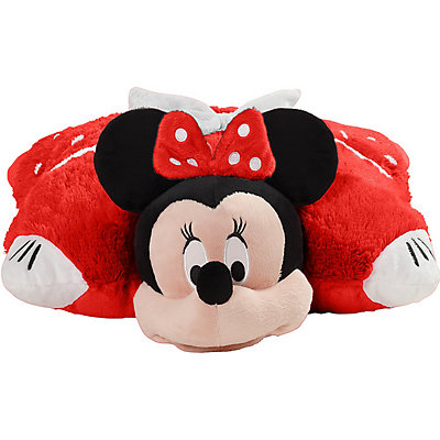 Disney's Rockin' The Dots Minnie Mouse Stuffed Animal Plush Toy by Pillow Pets