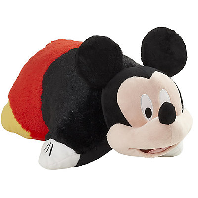 Disney's Mickey Mouse Stuffed Animal Plush Toy by Pillow Pets