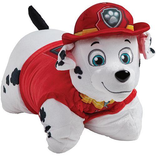 Pillow Pets Nickelodeon Paw Patrol Marshall Stuffed Animal Plush Toy