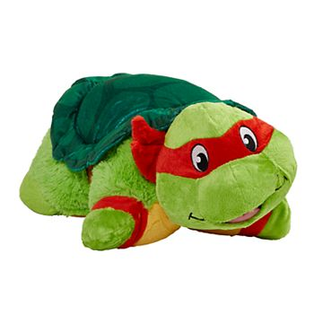 Pillow Pets Nickelodeon TMNT Raphael Stuffed Animal Plush Toy