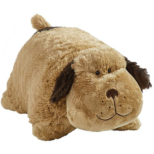 Pillow Pets Signature Snuggly Puppy Stuffed Animal Plush Toy