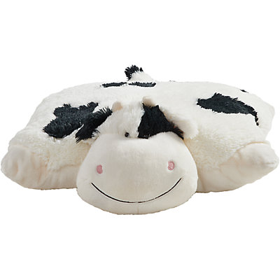 Pillow Pets Signature Cozy Cow Stuffed Animal Plush Toy