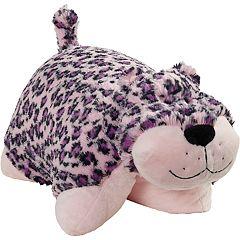 Pillow Pets Signature Lulu Leopard Stuffed Animal Plush Toy